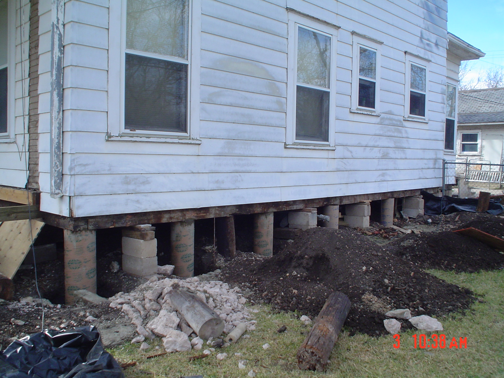 Holt Concrete Work 39 S Inc Pier Beam Foundations